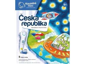 Albi Kouzelné čtení - kniha Česká republika